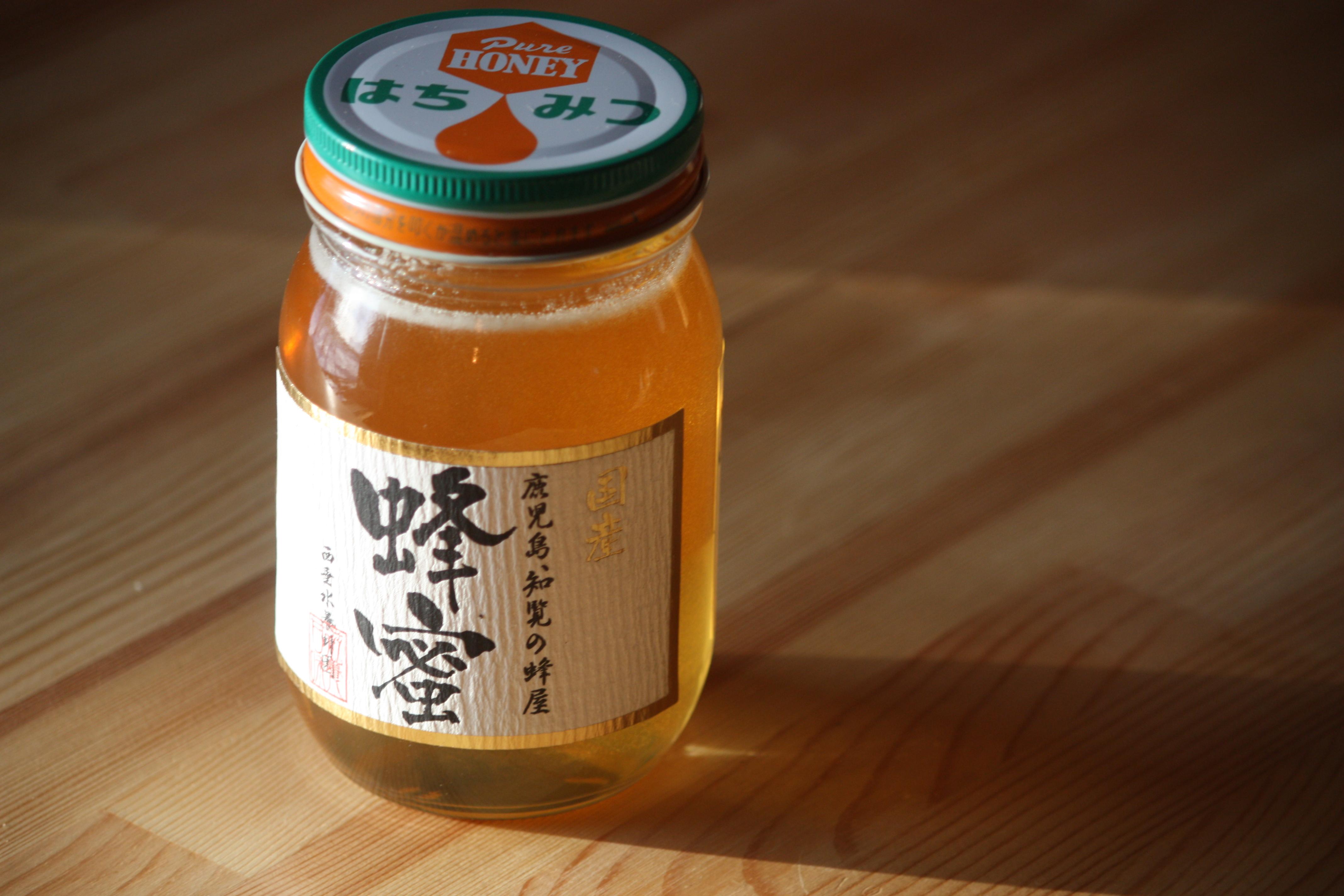 国産アカシア蜂蜜 600ℊ 秋田県産