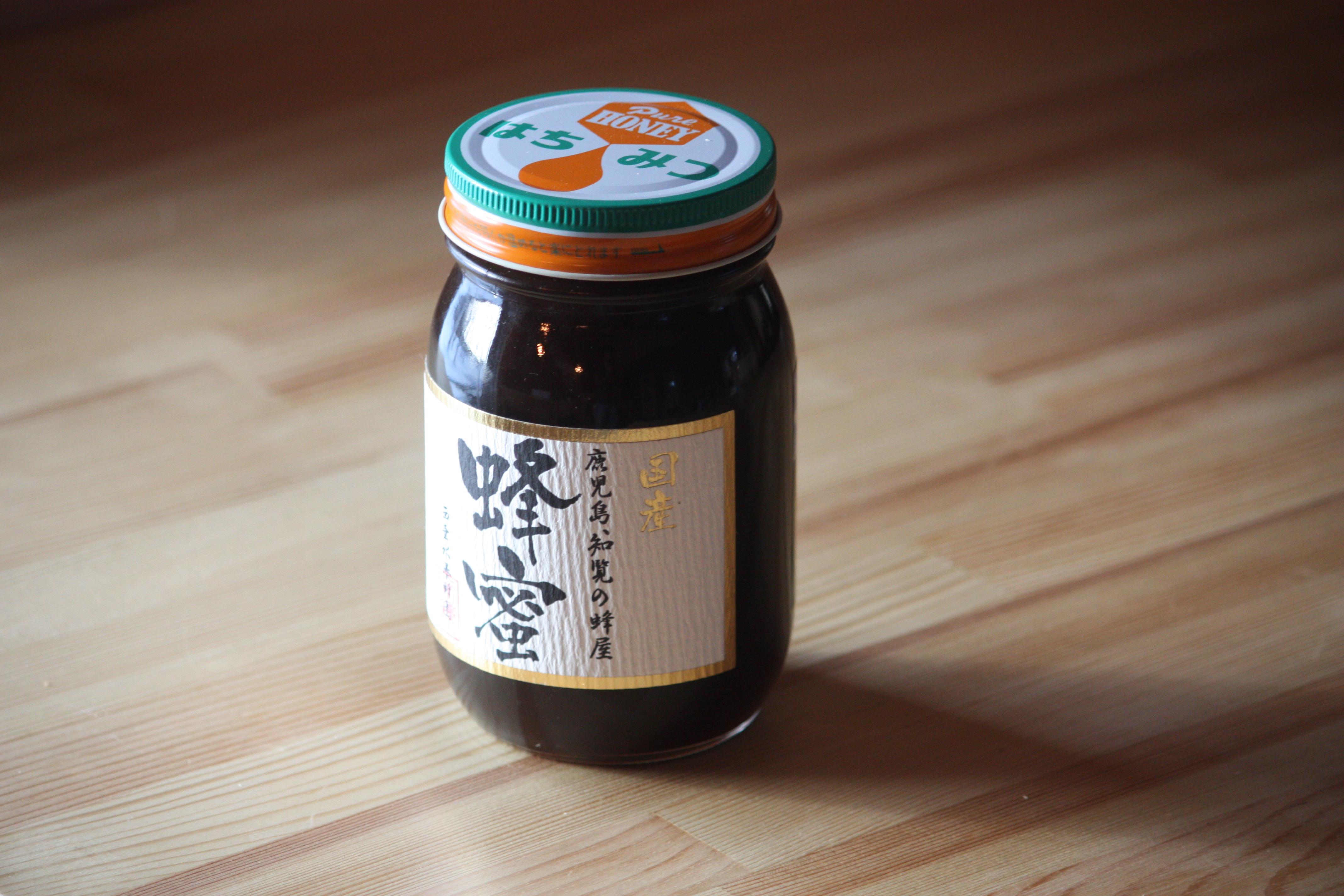 国産ソバ蜂蜜 600ℊ 北海道産