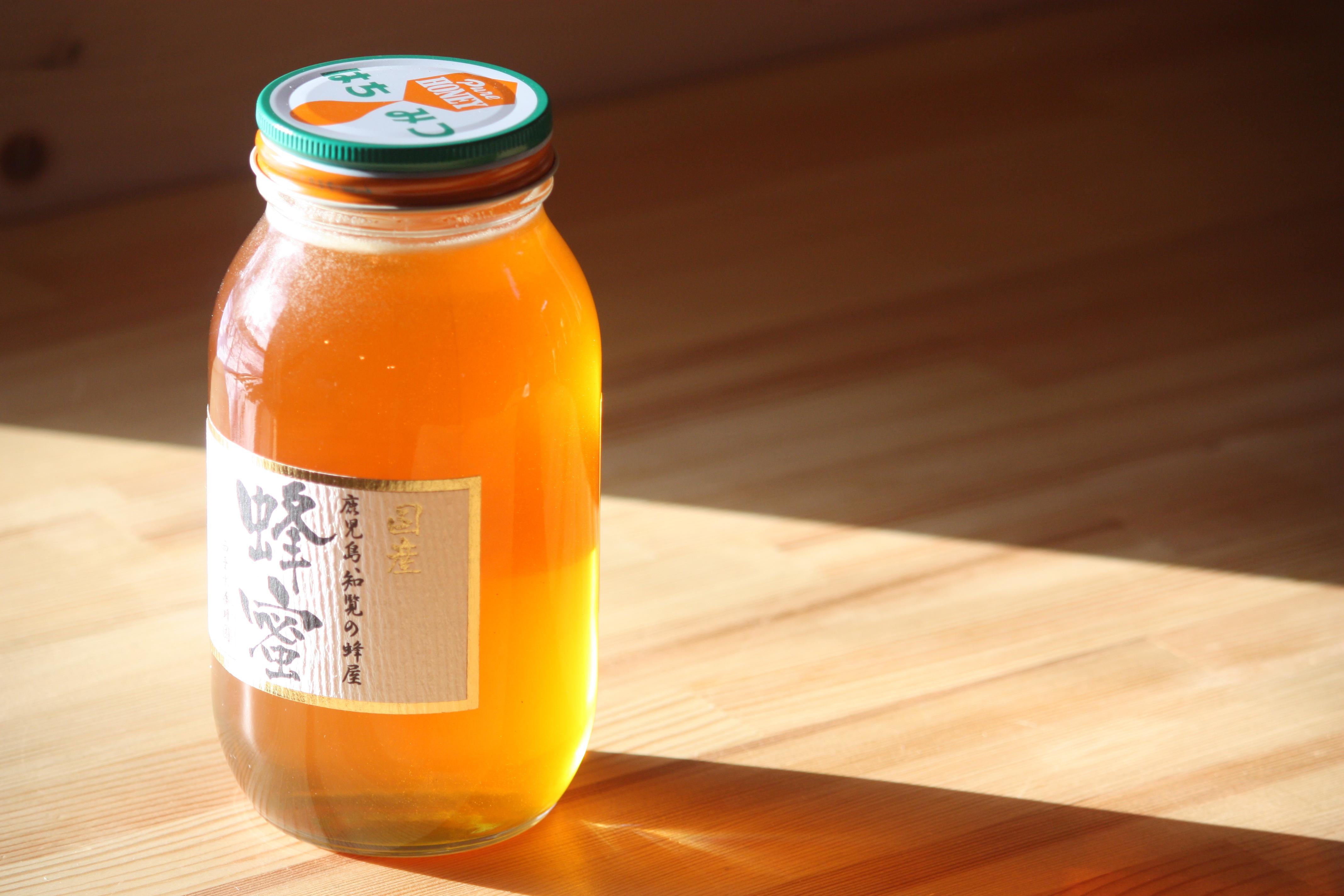 国産タンポポ蜂蜜 1200ℊ 北海道産