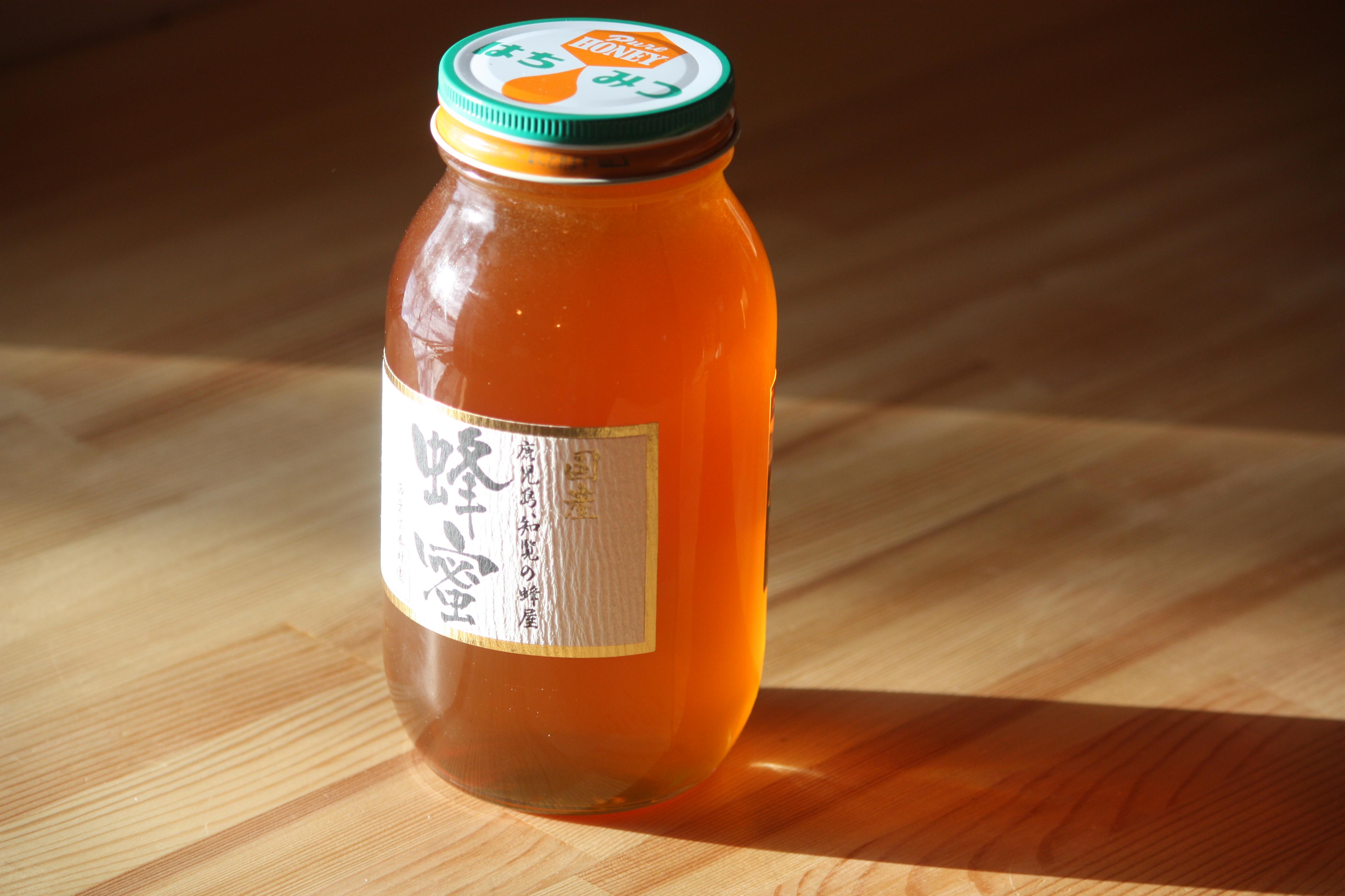 国産 百花蜜 1200g 日本産(copy)