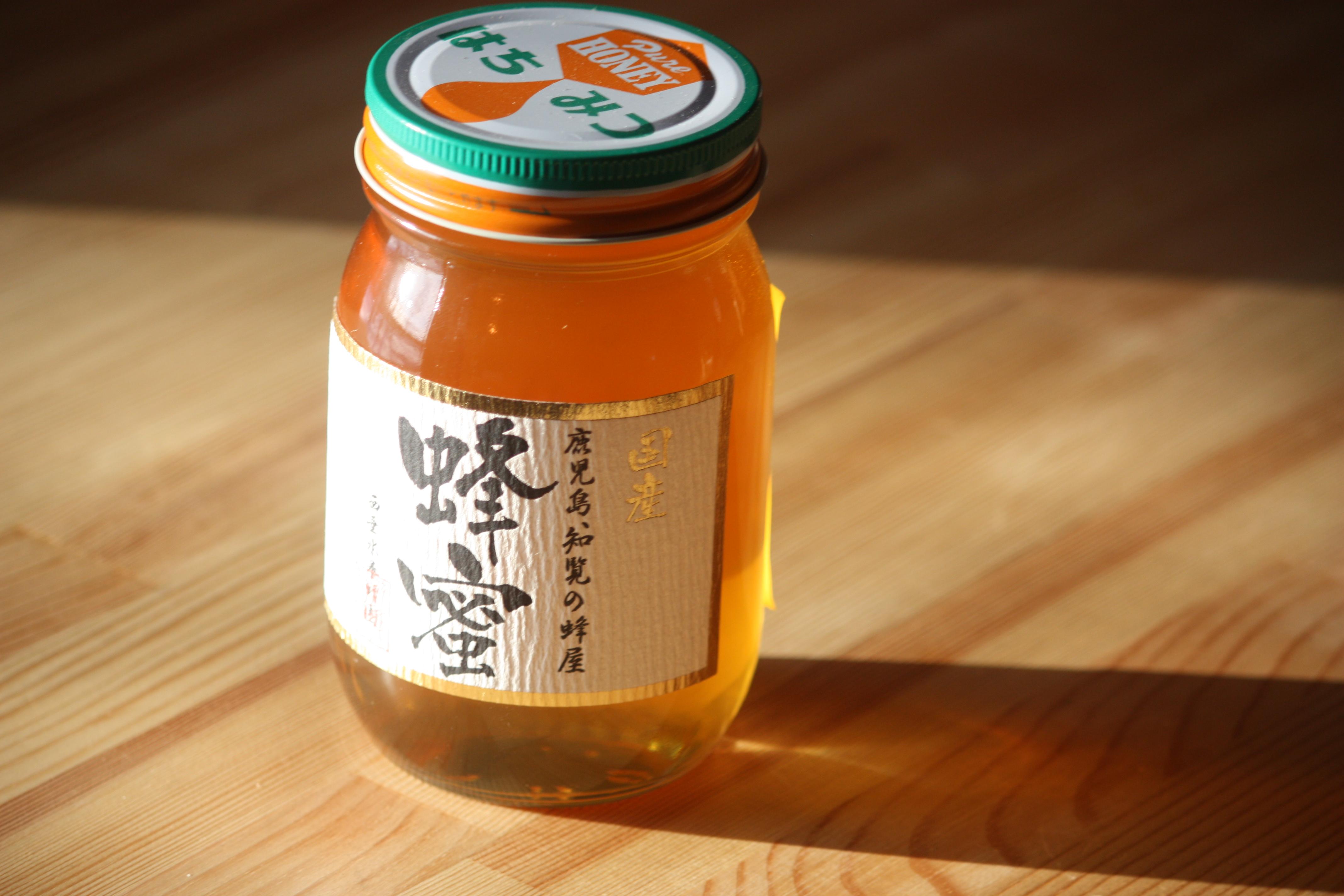 国産ミカン蜂蜜 600ℊ 長崎県