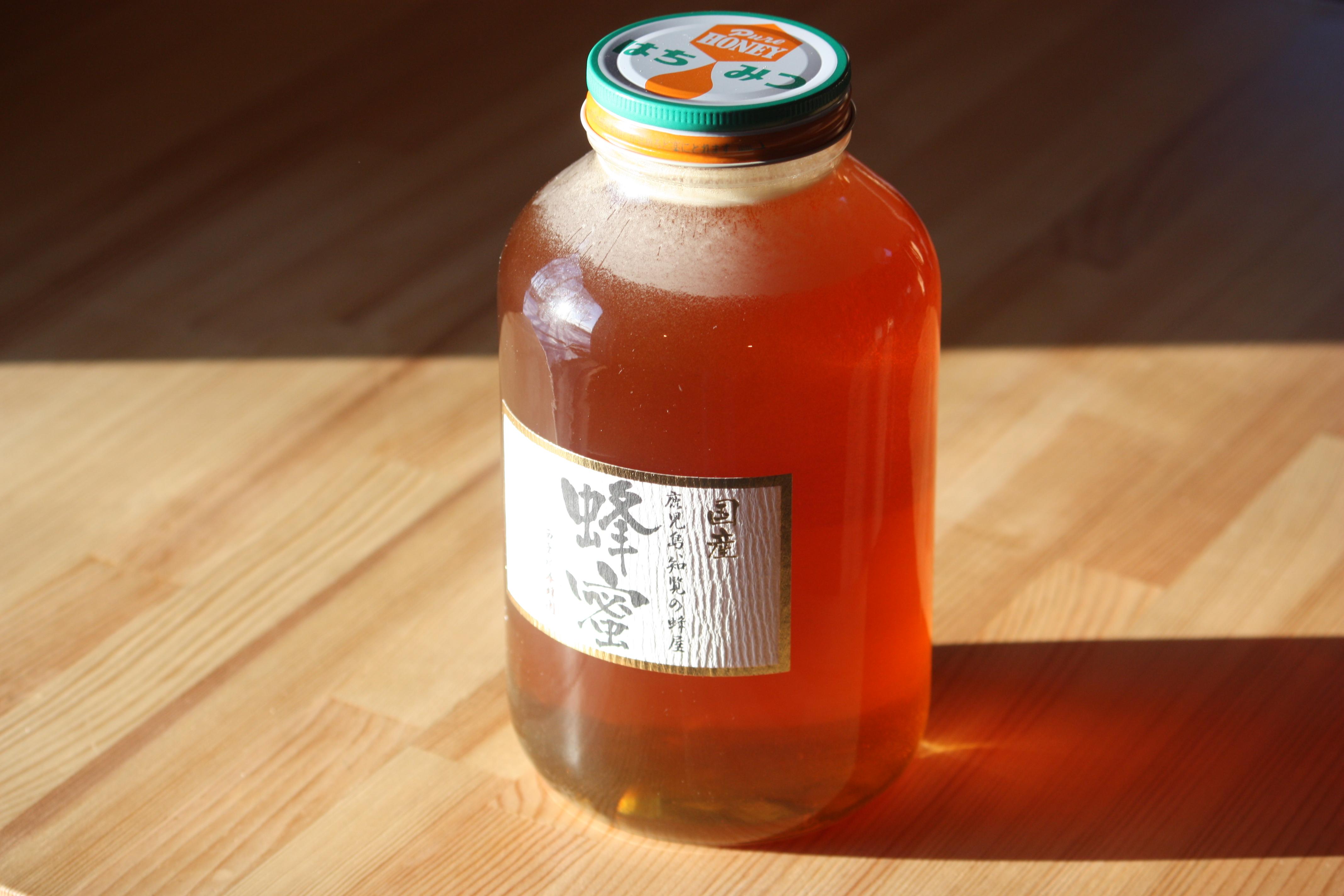 国産アザミ蜂蜜 2400ℊ 北海道産