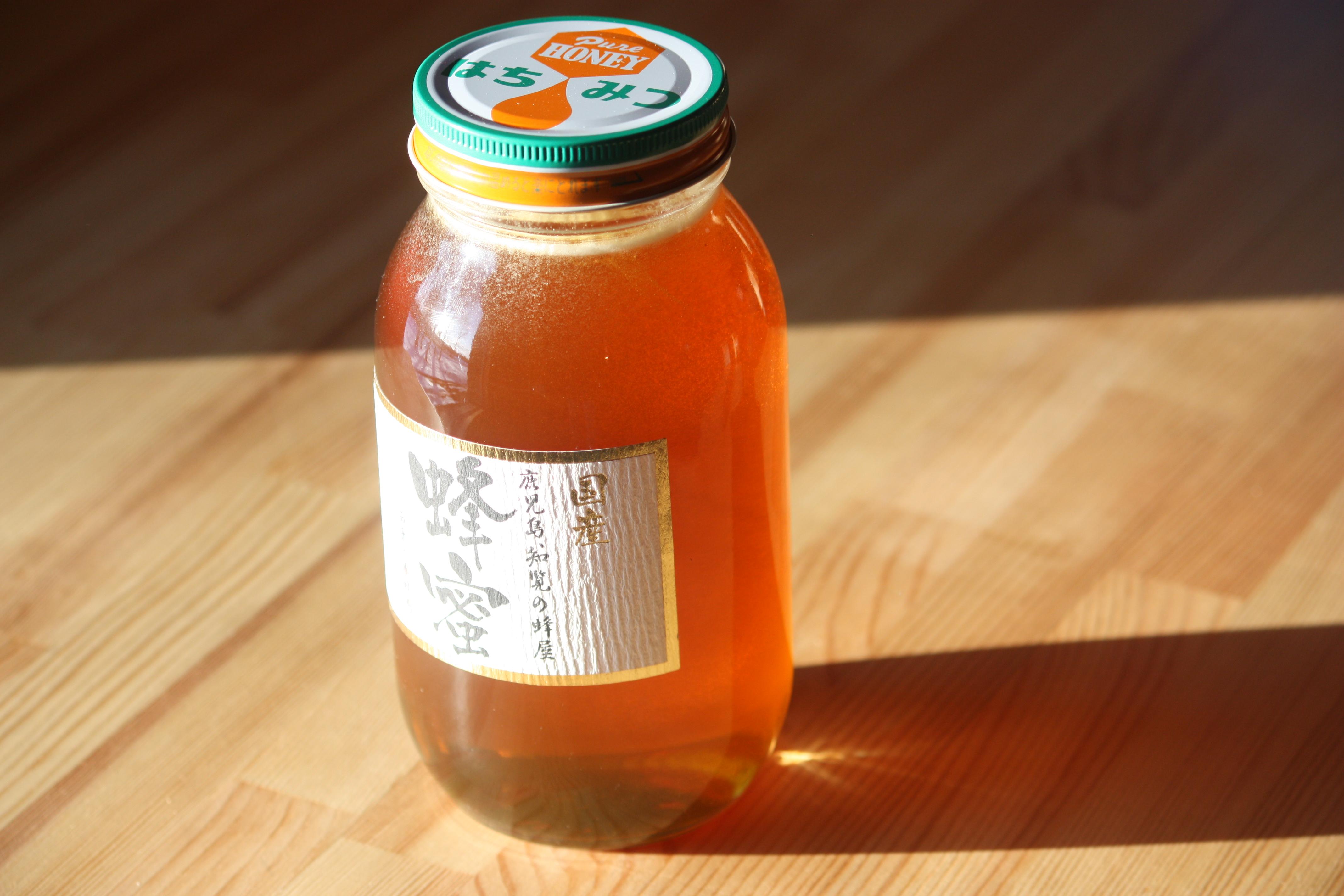 国産アザミ蜂蜜 1200ℊ 北海道産