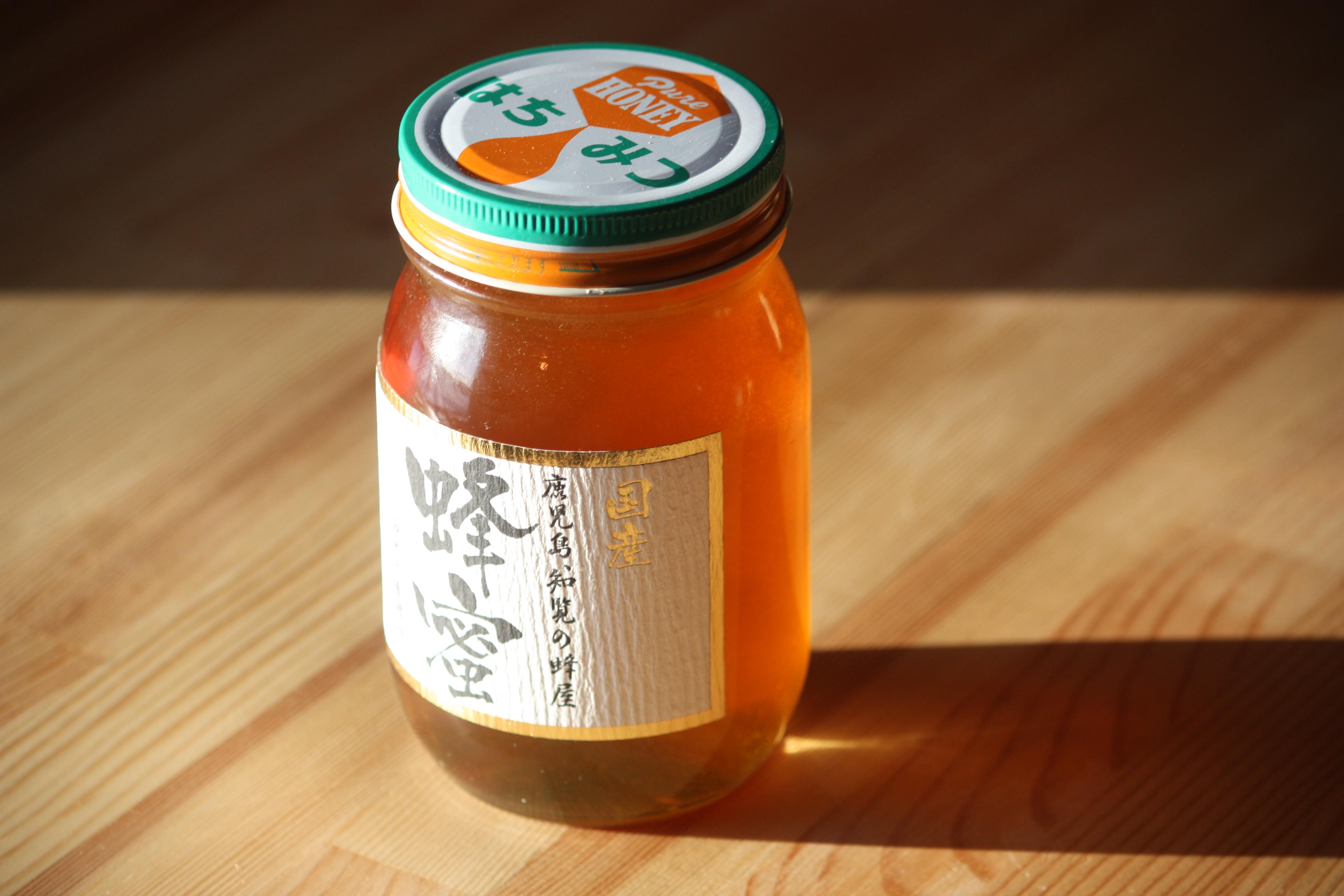 国産アザミ蜂蜜 600ℊ 北海道産