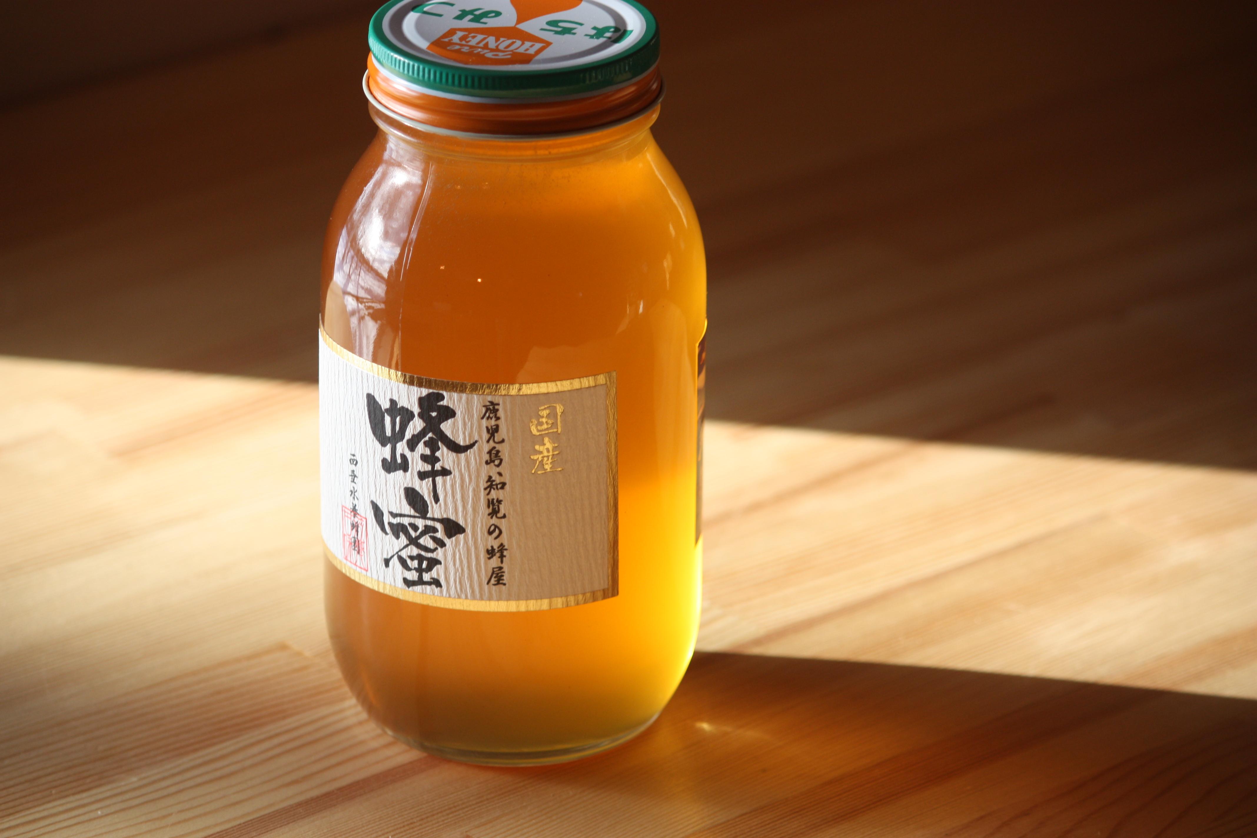 国産 キハダ蜜(シコロ) 1200g 日本産
