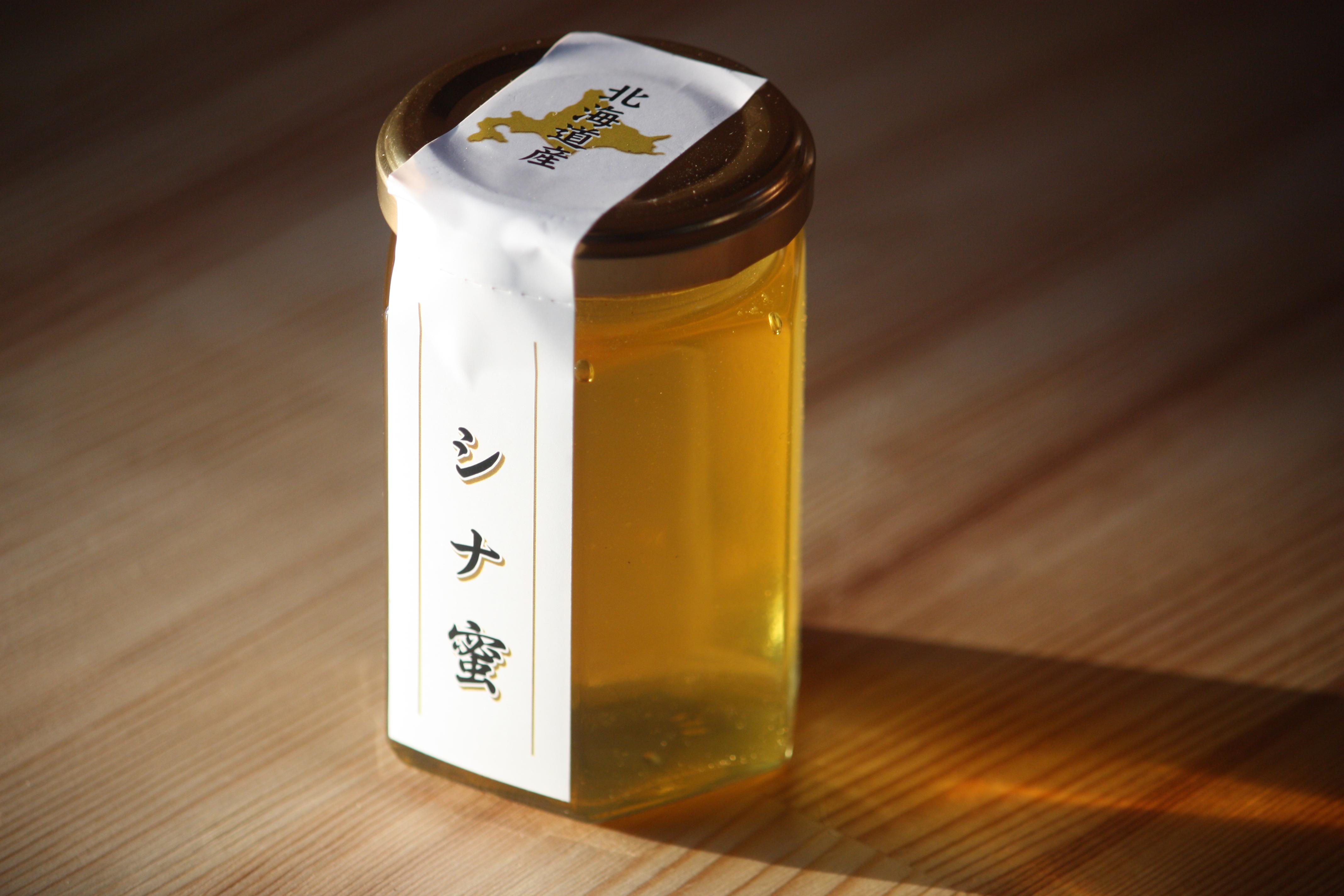 国産 菩提樹蜜(ぼだいじゅ 別名 シナ蜜) 150g 日本産